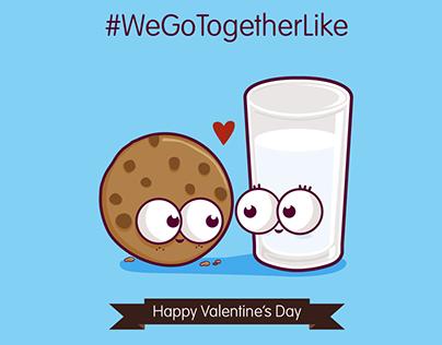 Al Ain Dairy - #WeGoTogetherLike