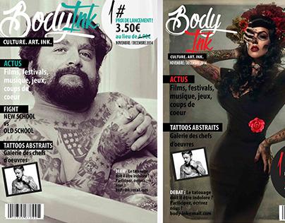 Body Ink - 2014