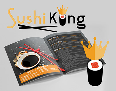 Sushi King - sushi restaurant and take-away menù