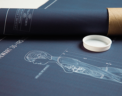 Blueprints Direct Mailer