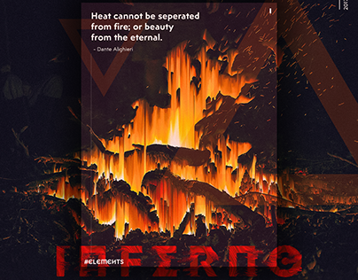 Inferno-Fire-Element poster