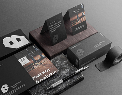 Blackstone Branding Mockup Kit