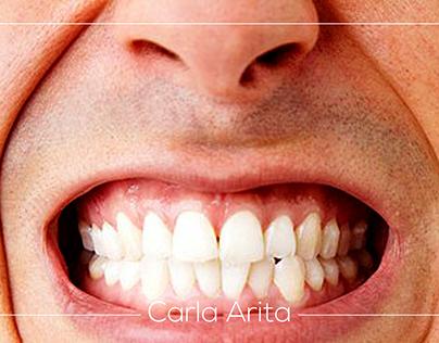 Criação da identidade visual para uma dentista