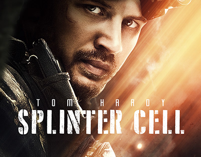 Splinter cell live action poster