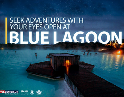 Seek adventures with your eyes open at Blue Lagoon