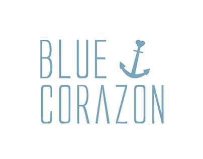 Blue Corazón _ Re-branding