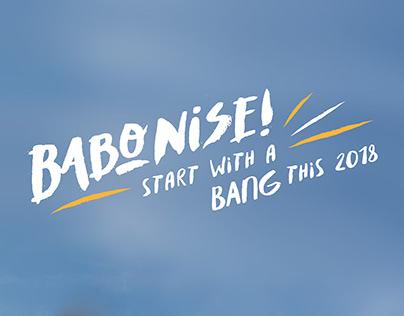 Nokia: Babonise! Campaign
