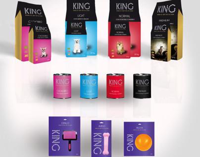 """KING """"Para el rey de la casa"""""""
