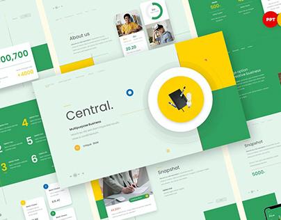 Central - Business Presentation