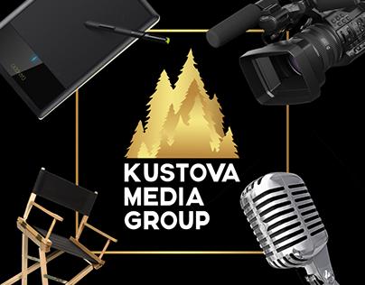 KUSTOVA MEDIA GROUP logotype