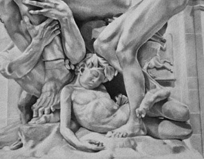Ugolino and his sons angle III