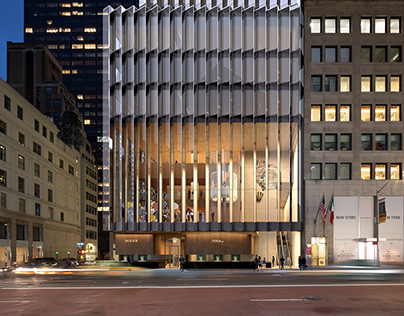 Headquarter Office Building in New York