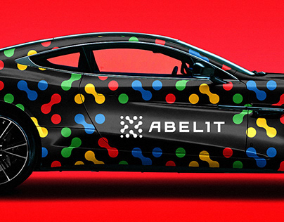 Abelit. Logo development, Logo passport, Branding