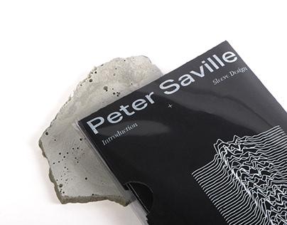 A Book about Peter Saville