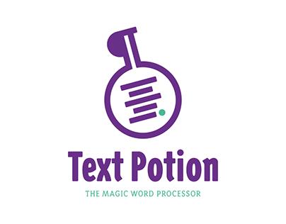 Logo pour un éditeur de texte
