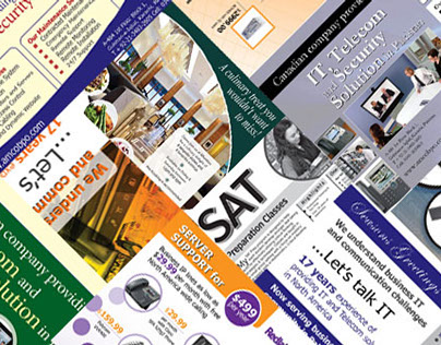 Press Advertisements