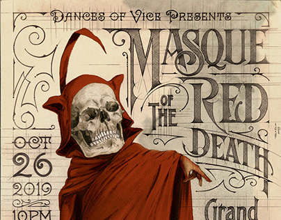 Masque of the Red Death | Poster | New York