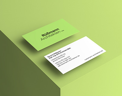 Rüßmann Architekten BDA