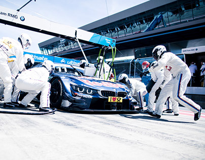 BMW Motorsport - one day with Marco Wittmann