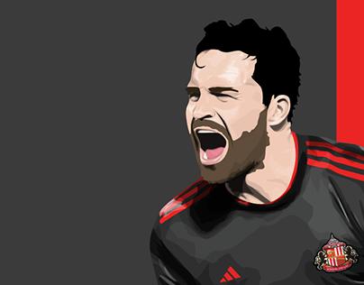 Illustrations for Sunderland AFC