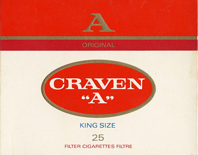 CRAVEN A - MUSIC EVENT
