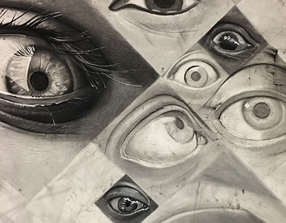 Diamond Eye Drawings