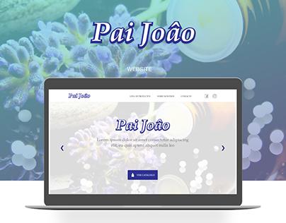 Paijoao - Sitio Web