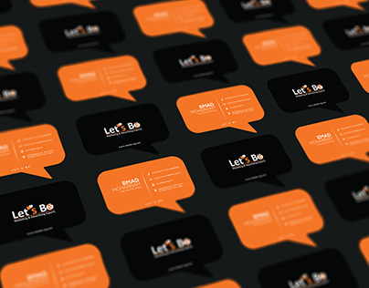 ( Let`s Be ) Business Card