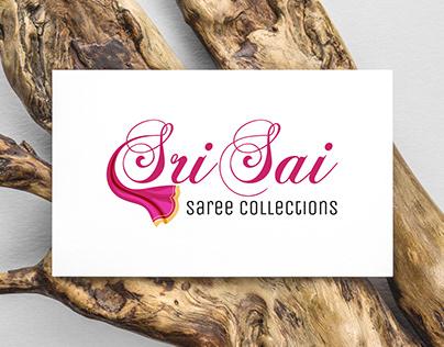 Logo Design For Sri Sai Saree Coeelections
