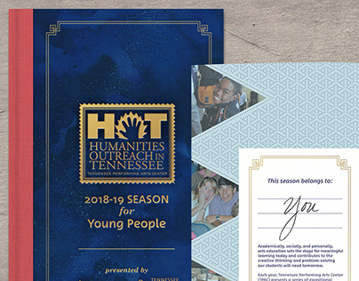 HOT Season for Young People Brochures