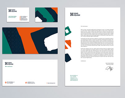 Corporate Design: Soko Square