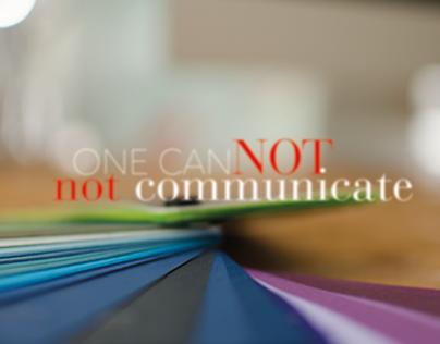 Not communicate