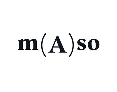 Amaso – visual identity