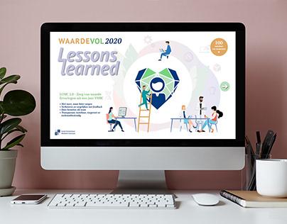 Branding LUMC 2.0 - Zorg van Waarde