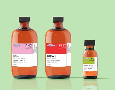 Chemworld Premix & FO Label Redesign