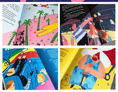 """How Kolka Pankin flew to Brazil""children's book"