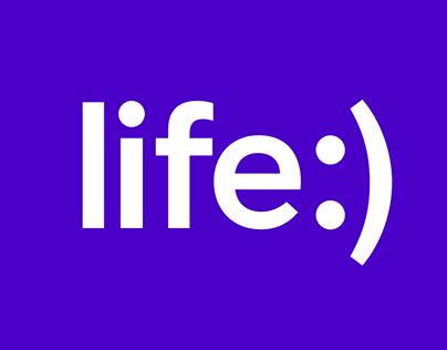 life:) mobile operator ads