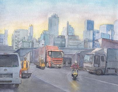 Memory of Tsukiji