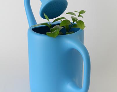 Unusual 3D Model Design