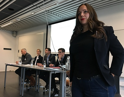 Panel Chair: Industry 4.0 and Production in Denmark