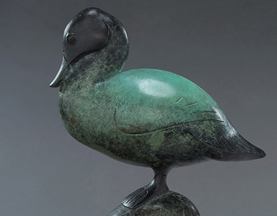 THE SACRED DUCK