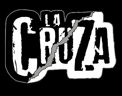 logo and graphic of La Cruza