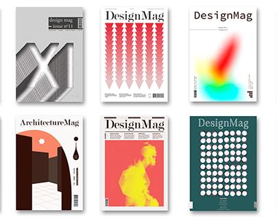 31 days of editorial design