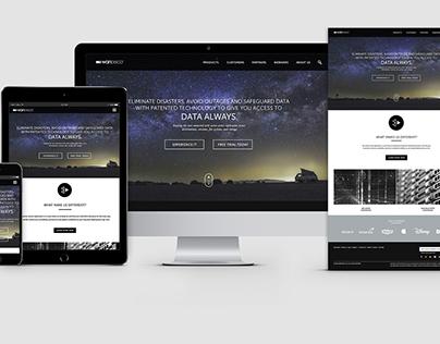 WANdisco website redesign