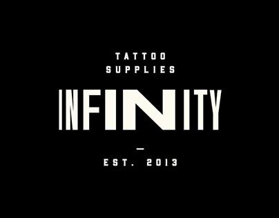 Infinity. Tattoo suplies