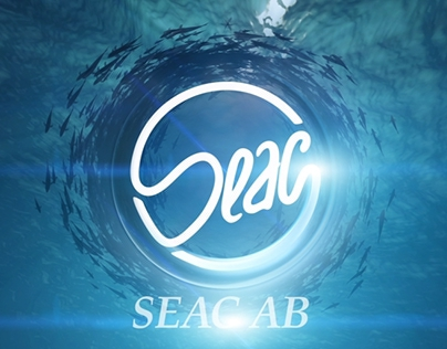 Animation logo SEAC AB
