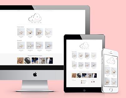 Manon D - Webdesign