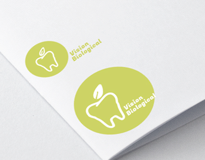 Vison Biological Inc. Logo Design