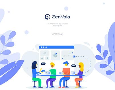 ZenYala - Landing Page