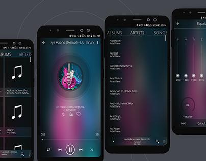 Heart Beat Music App